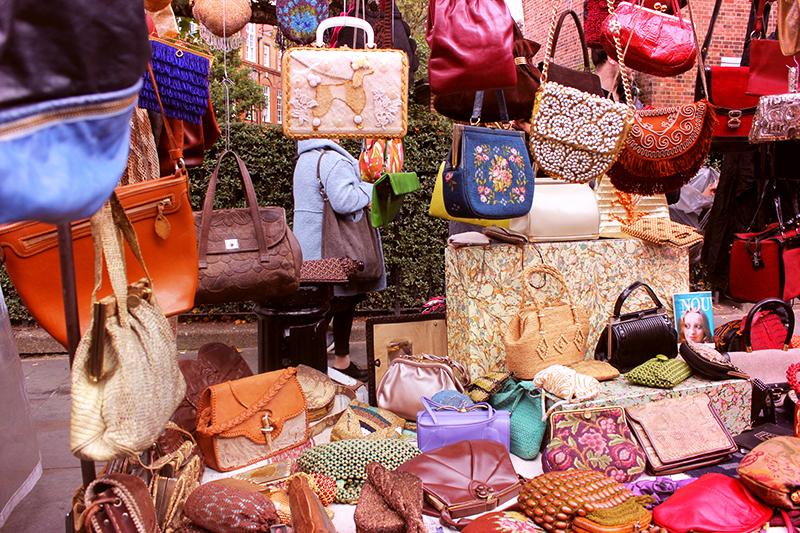 notting hill vintage market purses2