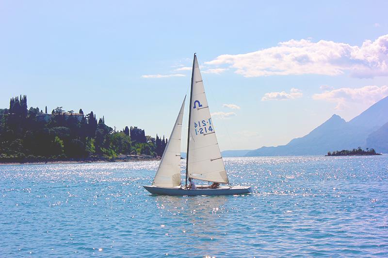 lago di garda vela