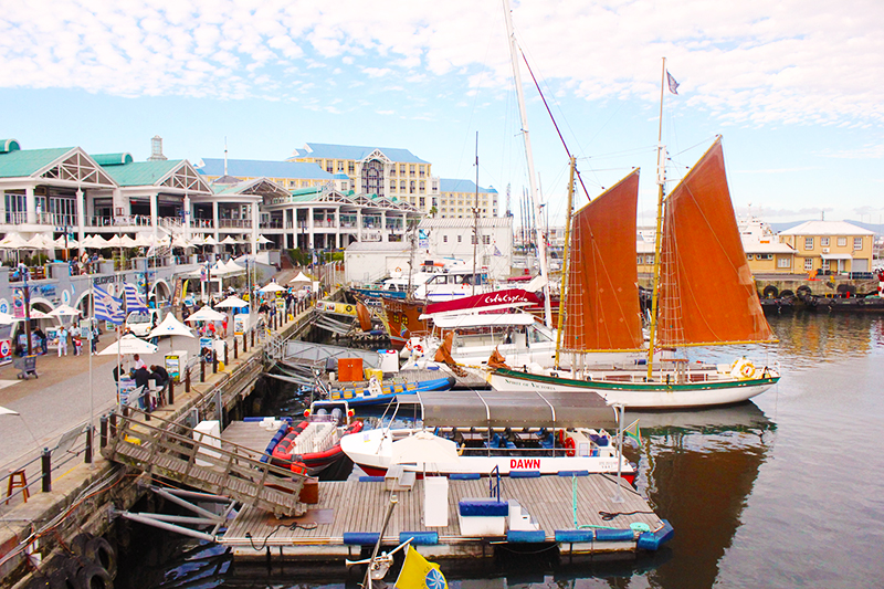 Victoria e Albert Waterfront Cape Town South Africa