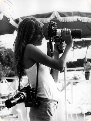 Jane Birkin - Phot